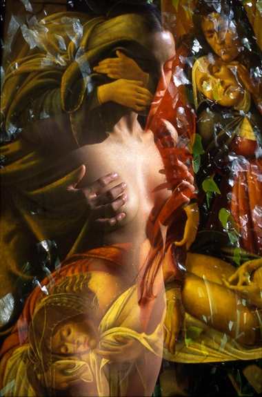 Lucien CLERGUE Honneur à Botticelli, Los Angeles/Bruxelles, 2007, (réf.07004), ilfochrome silver print, signed and numbered, Ed.30